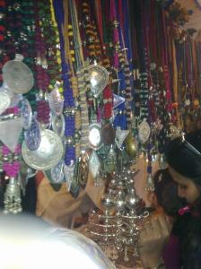 Trendy silver jewellery